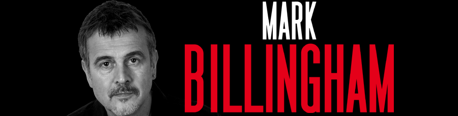 Mark Billingham UK Homepage